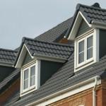 Fam. van Rijen, Leiden  Renovatie met dakpannen en plaatsen van een dakkapel