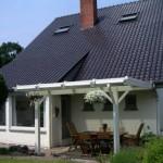Fam. de Graaf, Spakenburg  Dakpan renovatie en plaatsen van een velux venster